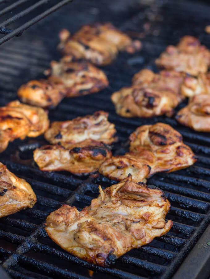 Zesty Grilled Chicken