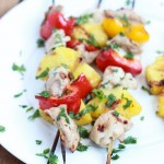 Coconut-Pineapple Chicken Kebabs + Whole30 Update