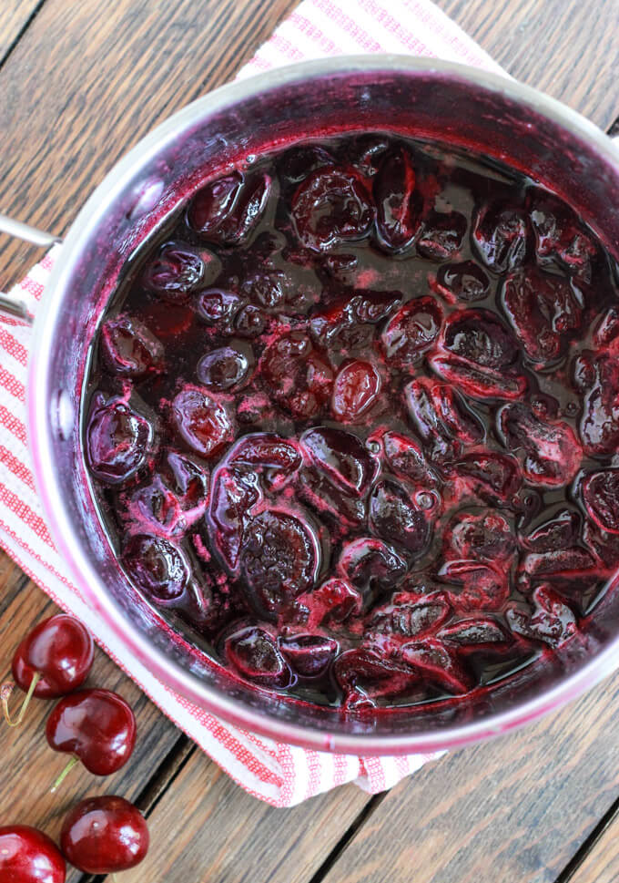 Vareniki with Cherries www.littlebroken.com