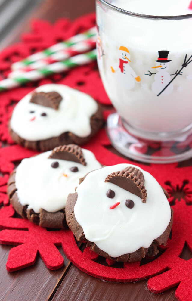 Day 7 of 12 Days of Cookies: fun and easy cookies to make with kids!   littlebroken.com @littlebroken #christmascookies