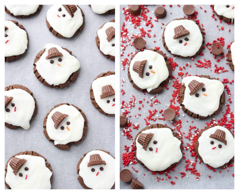 Day 7 of 12 Days of Cookies: fun and easy cookies to make with kids! | littlebroken.com @littlebroken #christmascookies