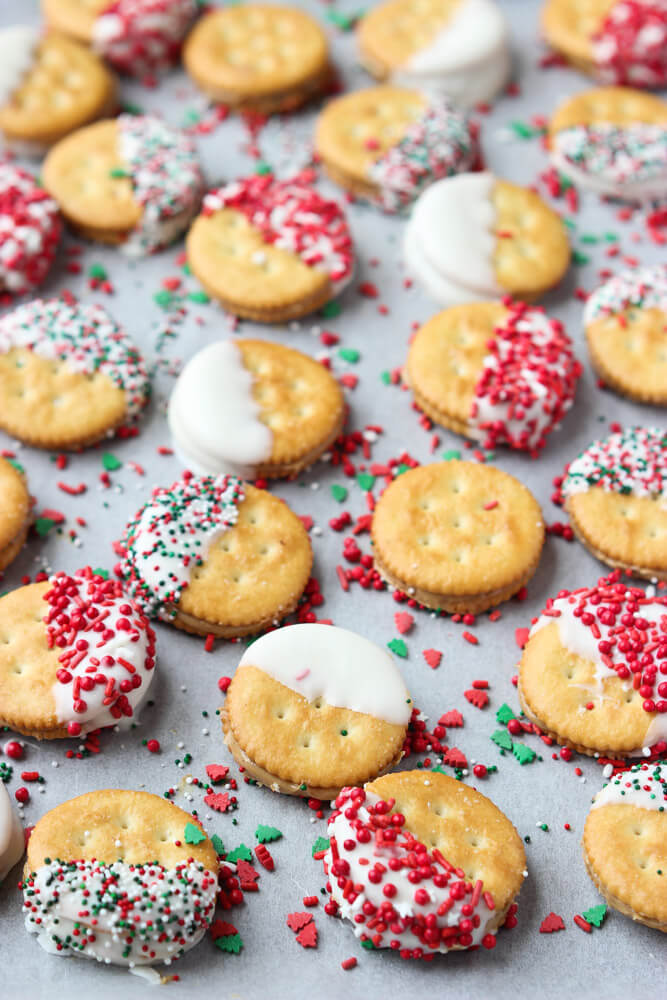 day 8 of 12 days of cookies no bake only 5 ingredients and 30 - Easy Christmas Candy