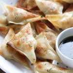 4-Ingredient Easy Potstickers