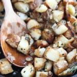 Rosemary Garlic Potatoes