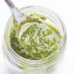 Easy Homemade Basil Pesto