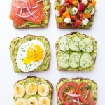 6 (Easy!) Ways to Top Avocado Toast