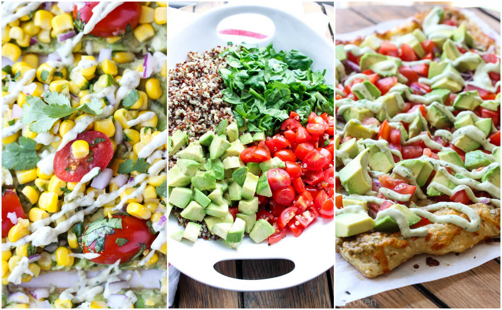 Best avocado recipes + guide to spring produce | littlebroken.com @littlebroken