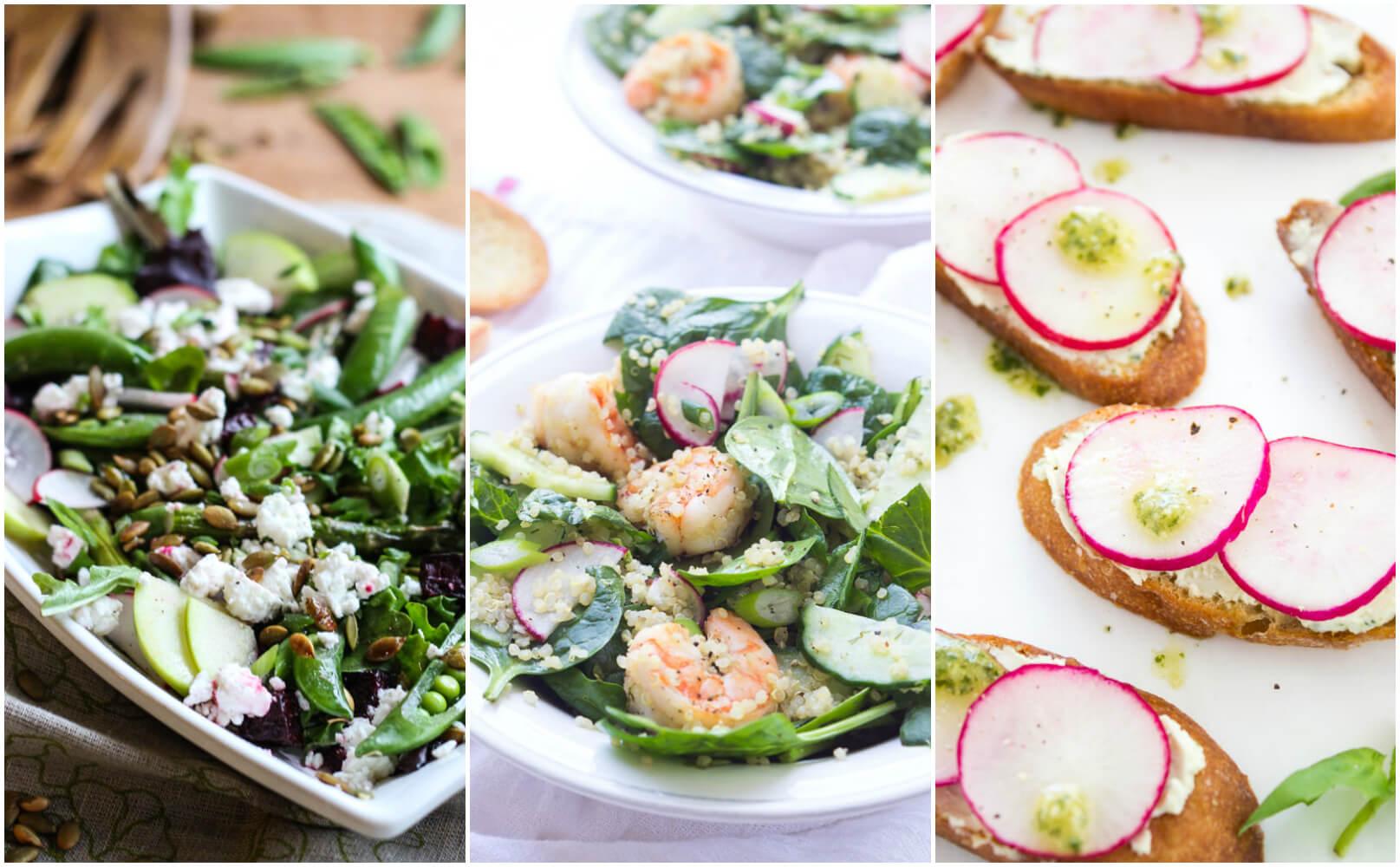 Best radish recipes + guide to spring produce | littlebroken.com @littlebroken