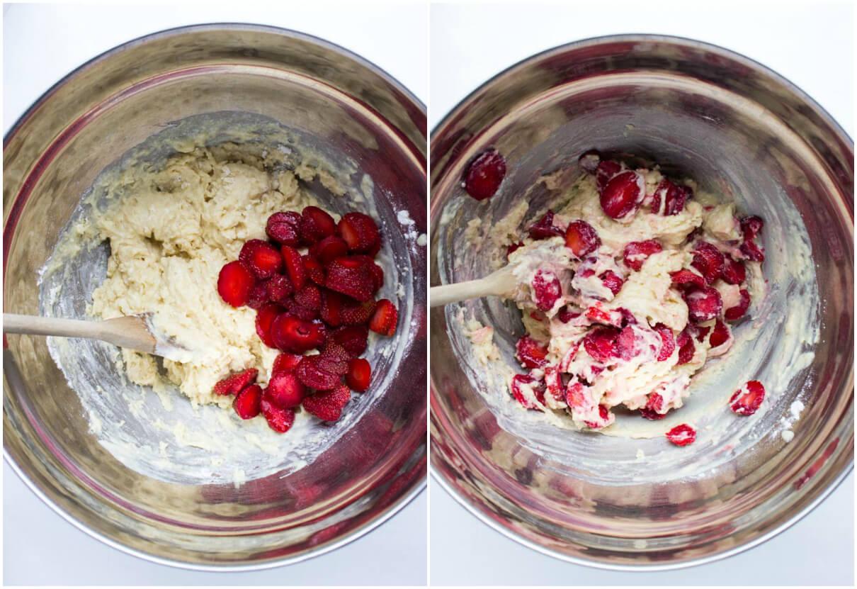 recipe: classic strawberry shortcake cake [30]
