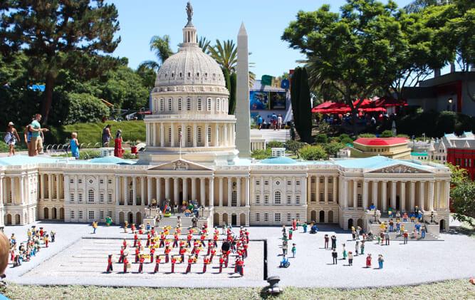 LegoLand, California
