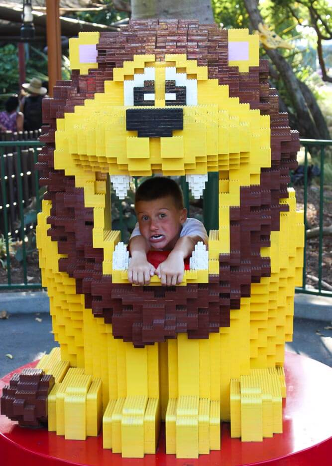 LegoLand, California
