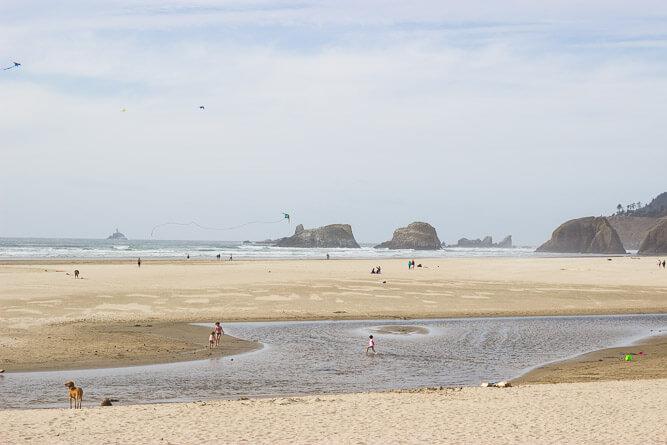Food Bloggers Retreat on the Oregon Coast