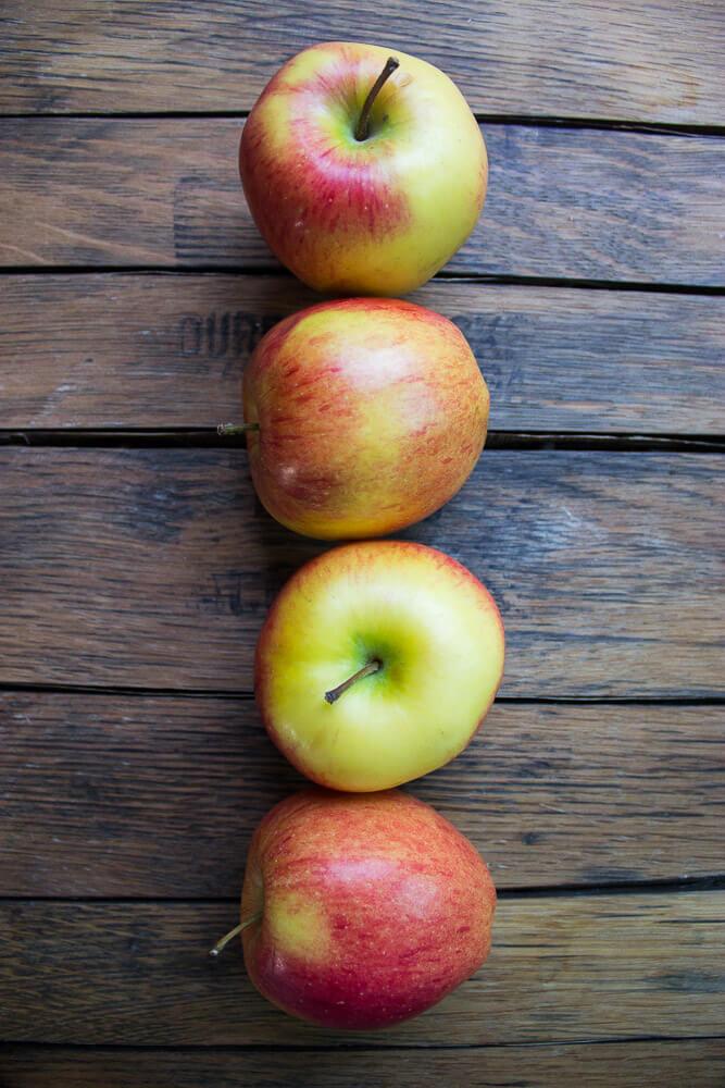 Simplest Apple Tart Recipe — Dishmaps