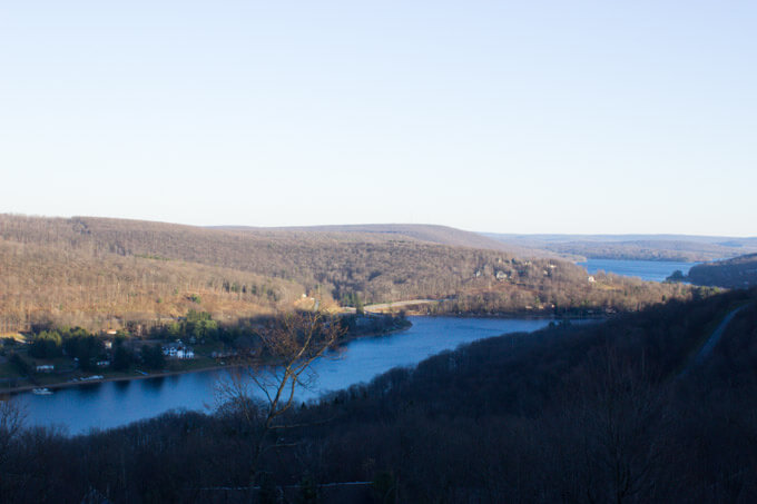 Thanksgiving at Deep Creek Lake