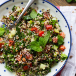 Superfood Green Tabbouleh