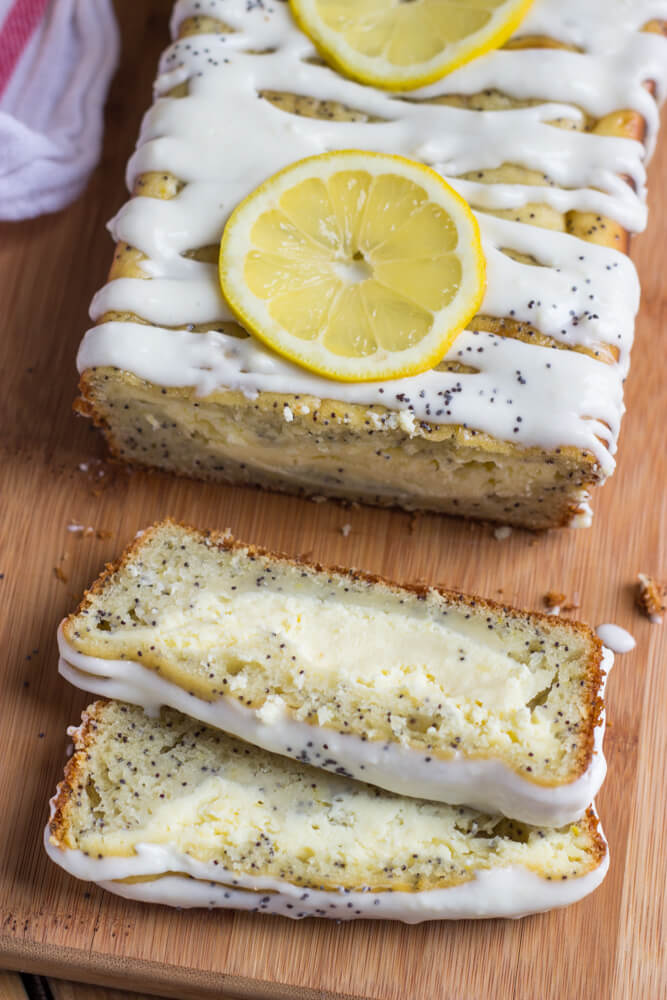Recipe For Lemon Poppy Seed Cake From Scratch