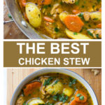 one pot chicken stew