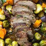 Oven Roasted Pork with Fall Vegetables