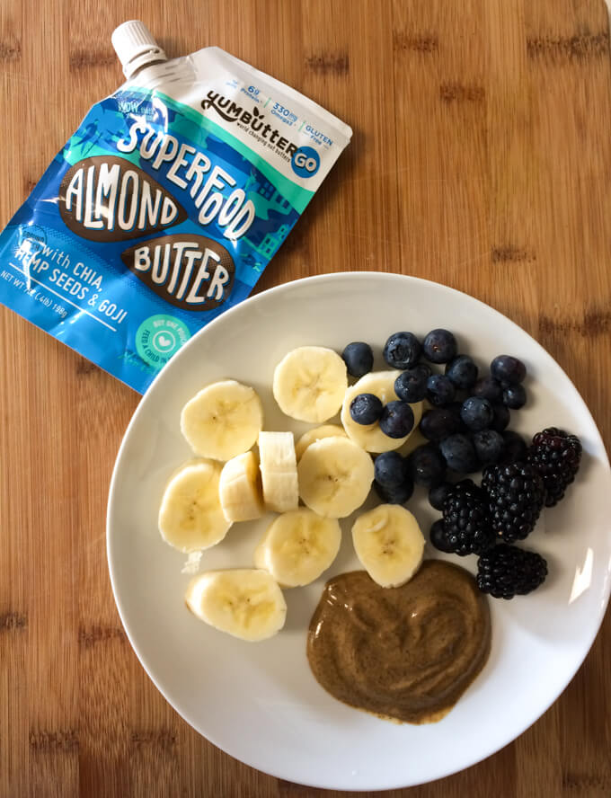 What I Ate Wednesday - simple, quick, and healthy food diary   littlebroken.com @littlebroken