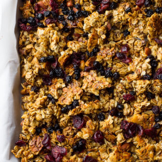 Berry Crunch Granola