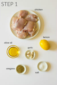 Chicken Gyros - the BEST chicken gyros served with simple cucumber tomato salad and creamy tzatziki sauce | littlebroken.com @littlebroken