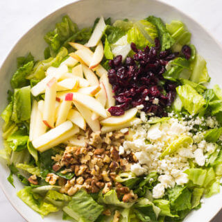 Apple Crunch Salad