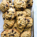 What I Ate Wednesday #8 {Postpartum} + Lactation Cookies Recipe