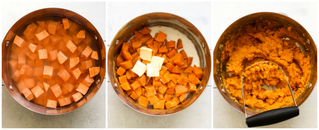 Step by step instructions for shepherds pie