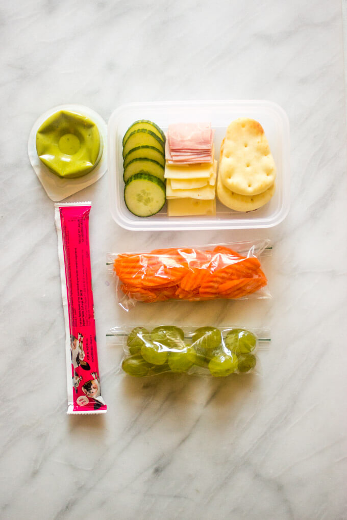 Kids lunch ideas to pack ahead of time