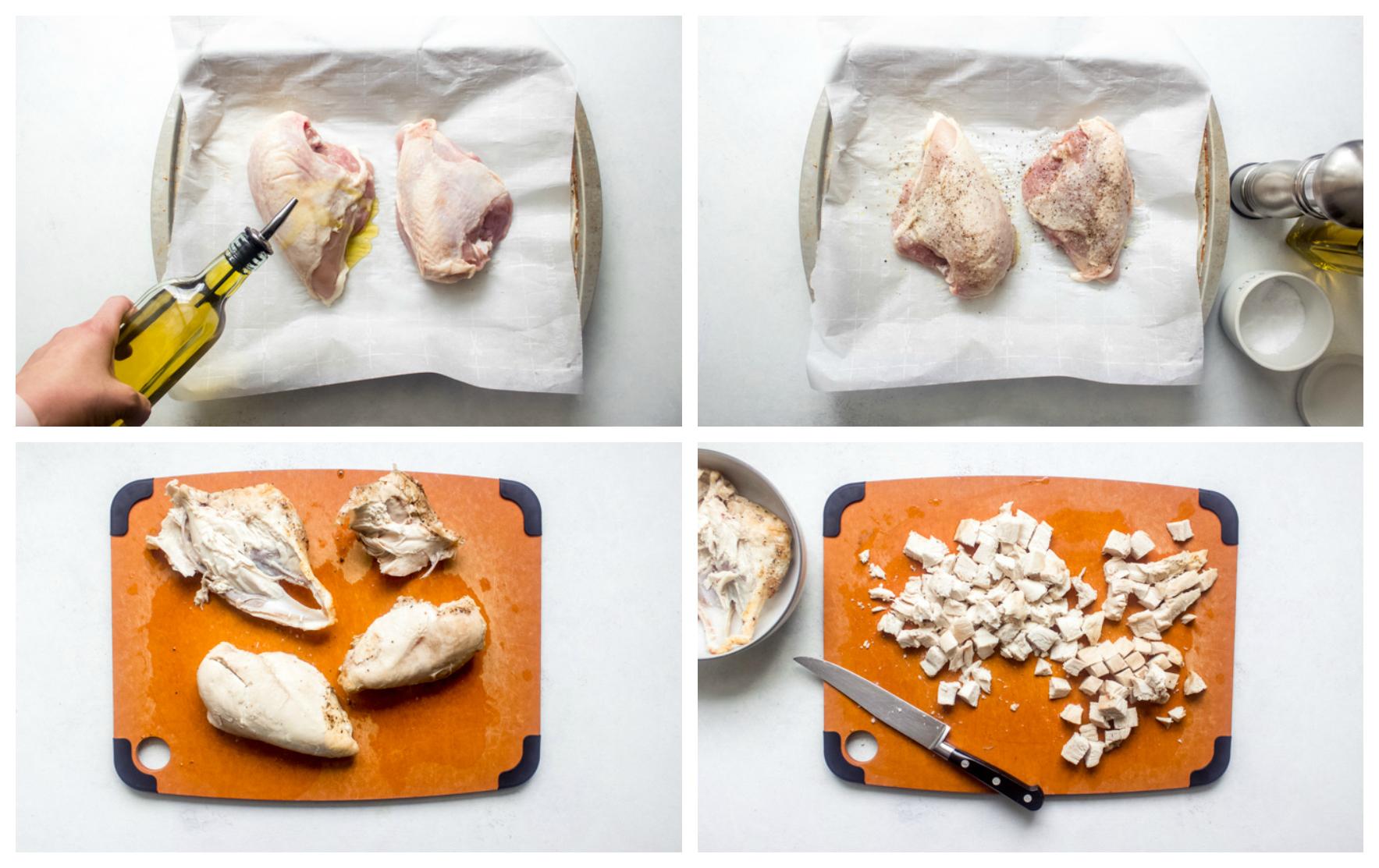 cooked chicken for panera thai chicken salad recipe