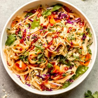 cold rice noodle salad recipe