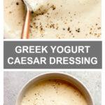 yogurt caesar dressing