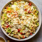 chicken caesar pasta recipe