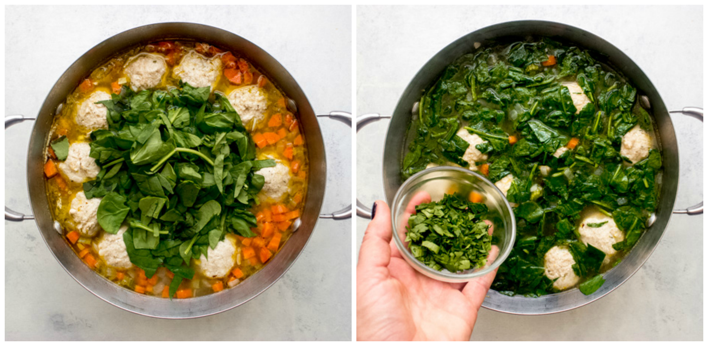 homemade italian wedding soup