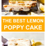 lemon poppy seed cake recipe with buttermilk