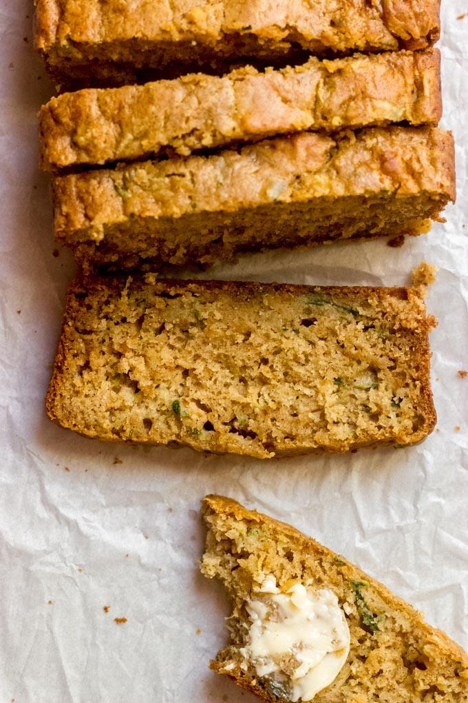 best zucchini bread recipe with buttermilk