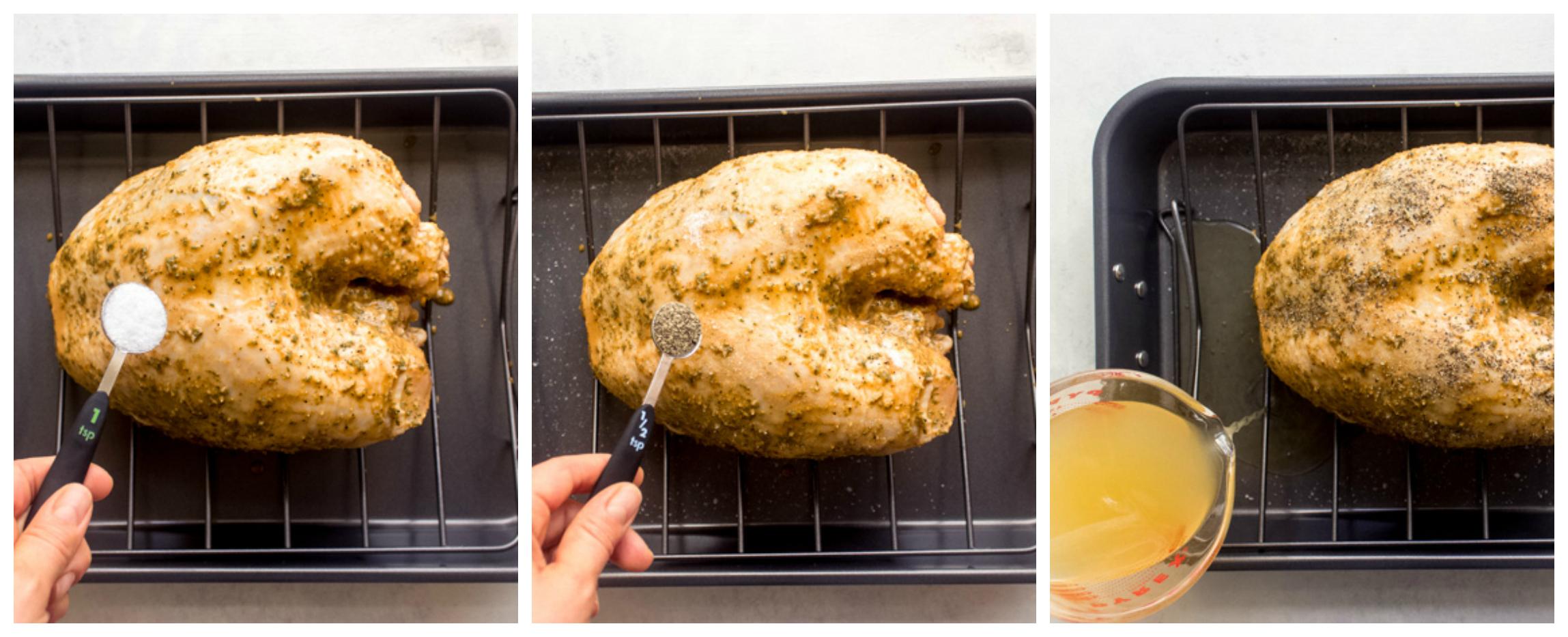 turkey breast recipe