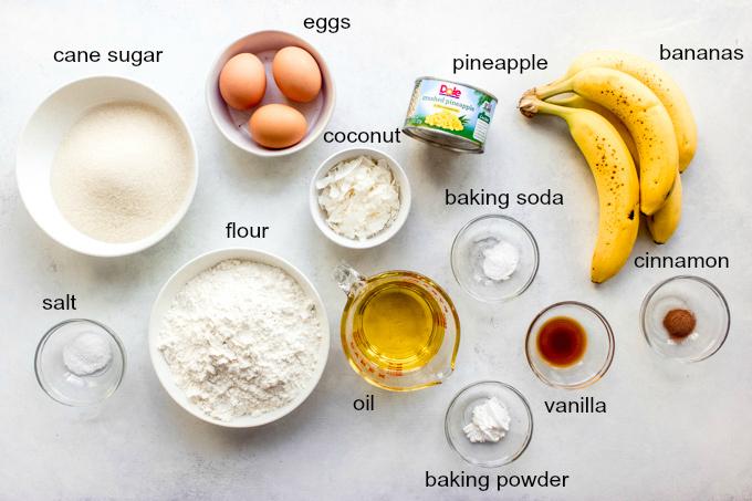 hummingbird cake recipe ingredients