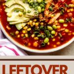 leftover turkey chili recipe
