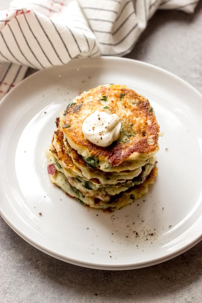 potato cake recipe