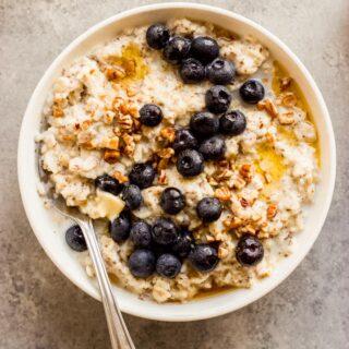flax oatmeal