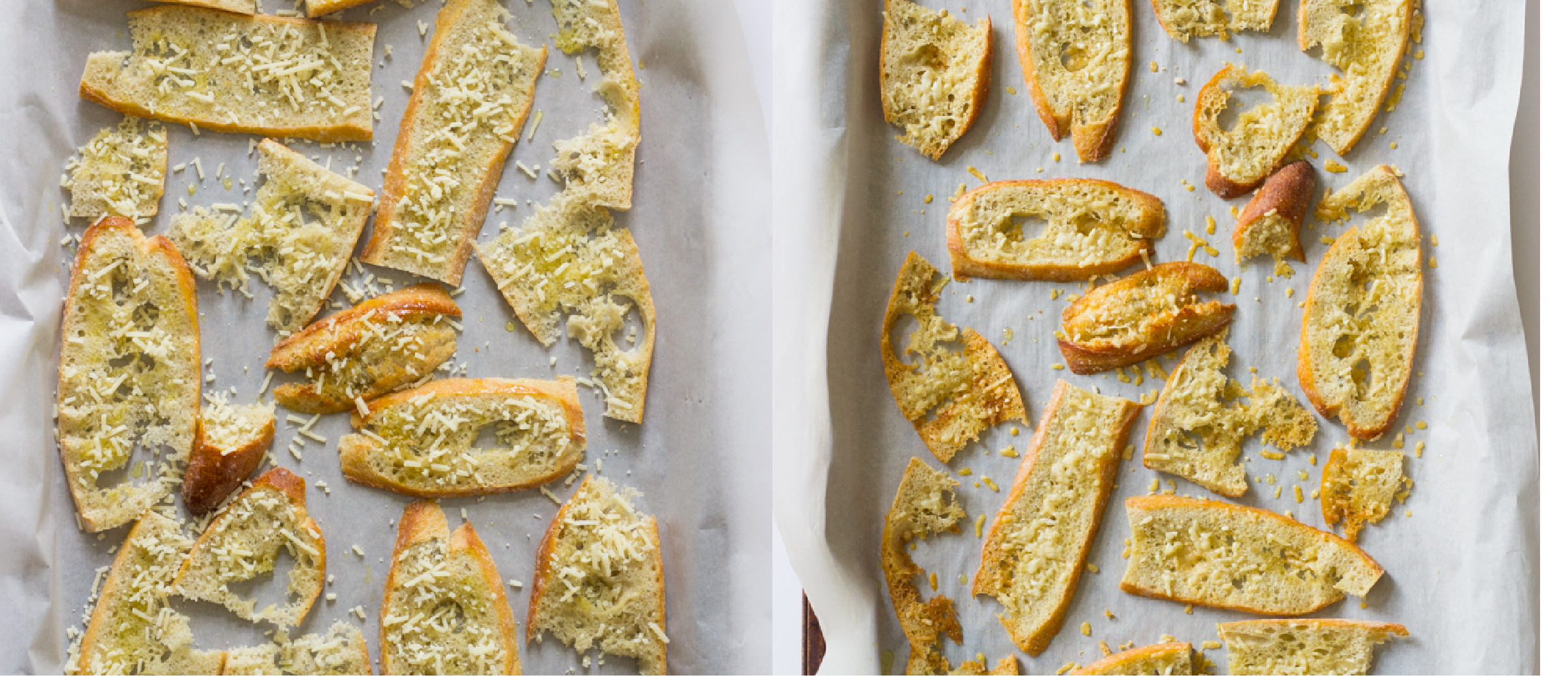 how to make parmesan cheese crisps
