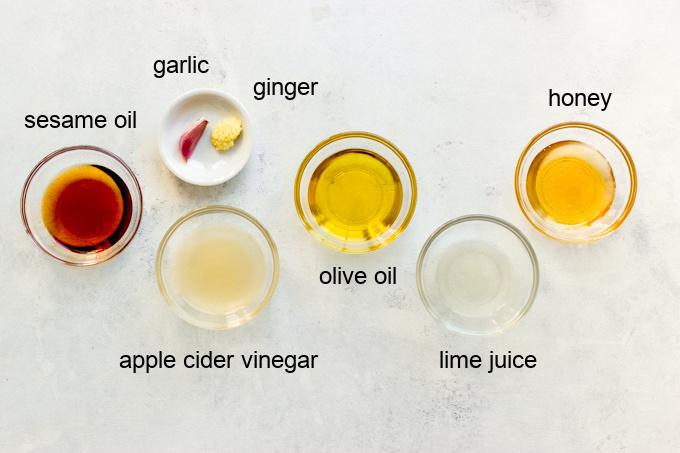 asian sesame salad dressing ingredients