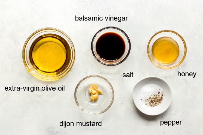 balsamic vinaigrette ingredients