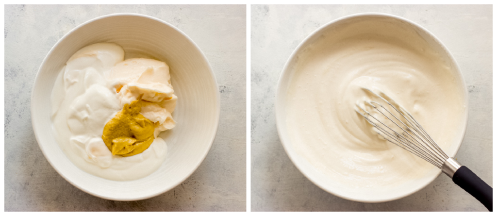 sour cream dressing for potato salad