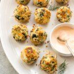 baked crab bites recipe