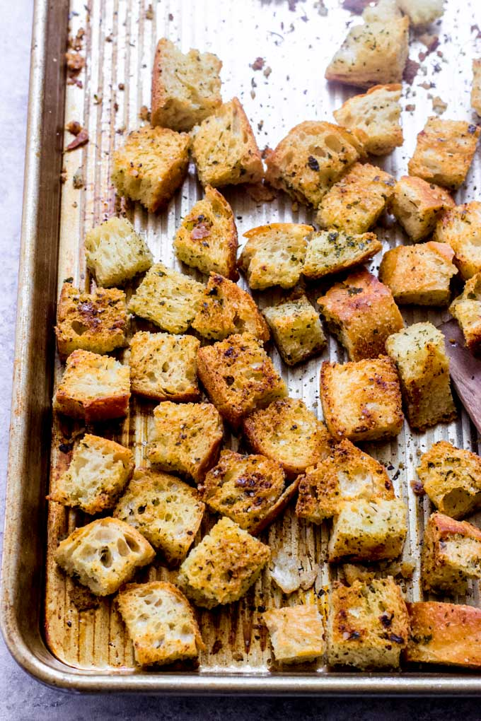 sourdough crouton recipe