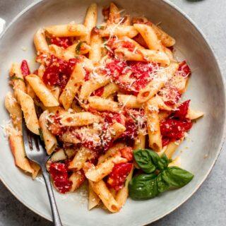 pasta margherita recipe