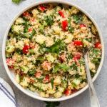 quinoa tabbouleh recipe
