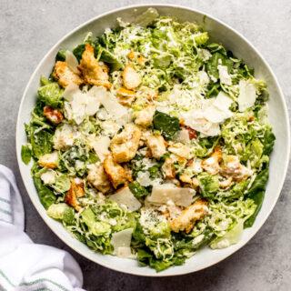 sprouts caesar salad